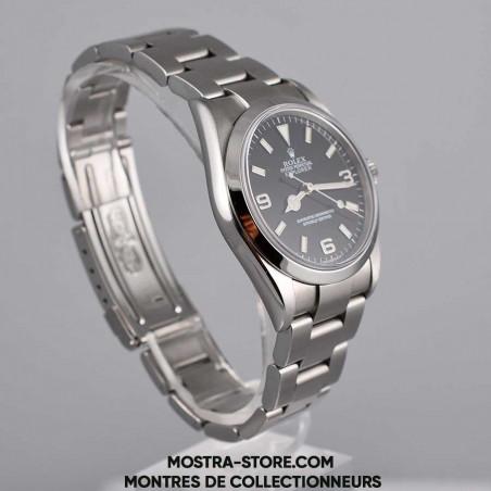 rolex-explorer-1-vintage-14270-achat-vente-montres-de-luxe-rolex-mostra-store-aix-lyon-cannes-boutique