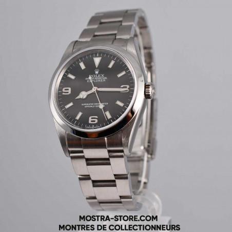 rolex-explorer-1-vintage-14270-achat-vente-boutique-montres-de-luxe-occasion-full-set-rolex-mostra-store-aix