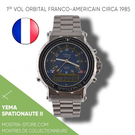 montre-yema-spationaute-ii-space-watch-mostra-store-aix-boutique-espace-aviation-vintage-watches-shop