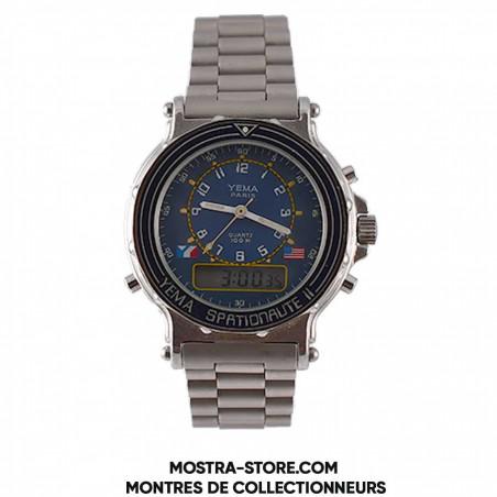 montre-yema-spationaute-ii-space-watch-mostra-store-aix-boutique-espace-cnes-vintage-watches-shop