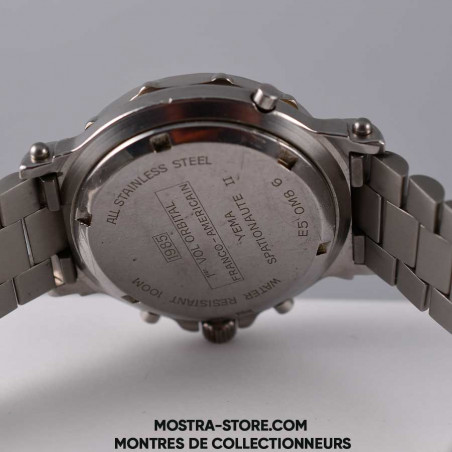 montre-yema-spationaute-ii-space-watch-mostra-store-aix-boutique-space-shuttle-discovery-flight