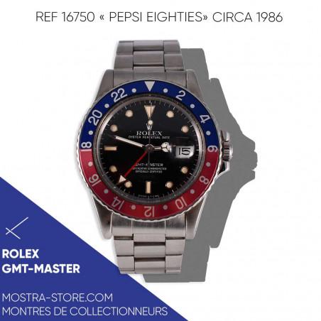 rolex-gmt-master-16750-calibre-3075-pepsi-bezel-mostra-store-boutique-aix-en-provence-marseille-vintage