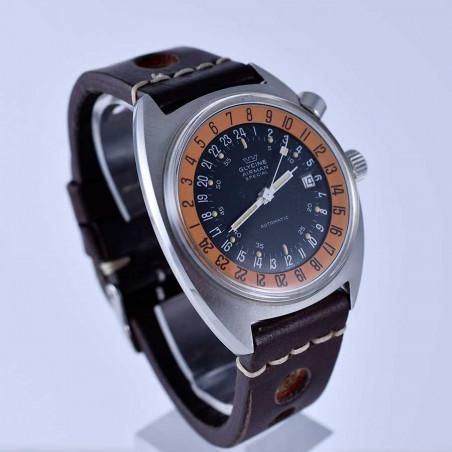 montre-glycine -airman-2-vintage-gmt-pilote-sst1-collection- occasion-aviation-paris-lyon-nice-orloggi-watches-shop