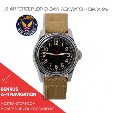 elgin-military-pilot-watch-d-day-aviation-1944-montre-vintage-militaires-boutique-mostra-store-aix-usaf