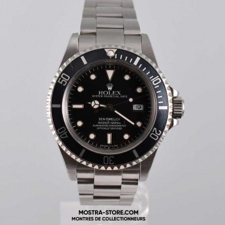rolex-sea-dweller-16600-vintage-watch-1995-mostra-store-aix-en-provence-boutique-rolex-occasion-montres-de-luxe