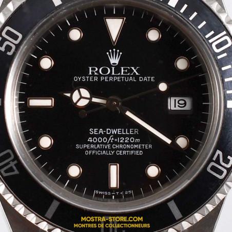 rolex-sea-dweller-16600-mk-2-tritium-dial-mostra-store-aix-en-provence-boutique-rolex-occasion-montres-de-luxe