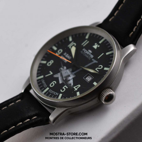 montre-fortis-nasa-sts-99-x-sar-strm-limited-edition-2000-mostra-store-boutique-montres-occasion-vintage-aix-provence-marseille