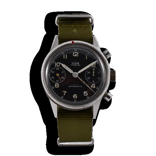montre-militaire-vixa-armee-de-l-air-military-type-20-vintage-1954-occasion-collection-boutique-montres-vintage-aix-provence