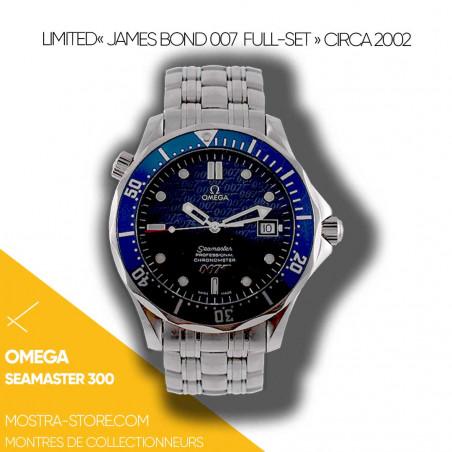 boutique montre-occasion-aix-en-provence-omega-seamaster-james-bond-007-shop-watches-vintage