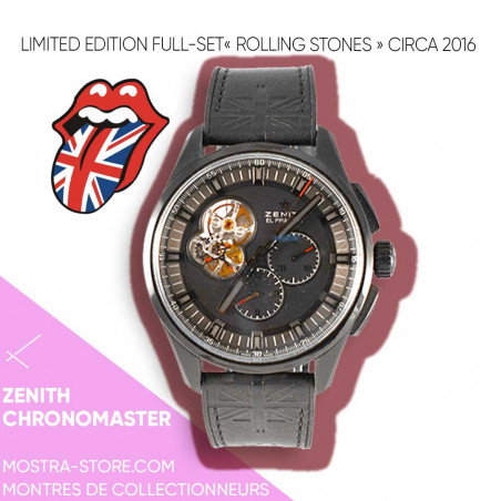 boutique-montre-occasion-aix-en-provence-zenith-rolling-stones-limited-edition-watch-full-set