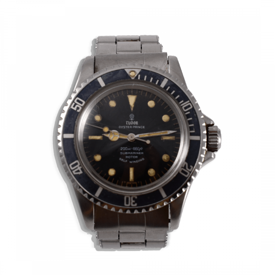 montre-vintage-tudor-submariner-7928-calibre-390-the-rose-pointed-guard-collection-occasion-marseille-mostra-store-aix-watch