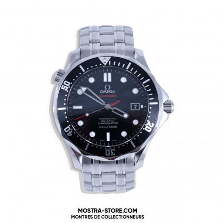 montre-james-bond-007-omega-caxial-2008-boutique-aix-en-provence-vintage-watches-shop-marseille-paris