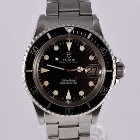 montre-vintage-tudor  submariner-76100-occasion collection-achat-expertise