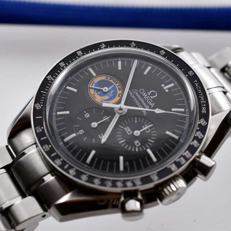 montre-watches-vintage-omega-speedmaster-apollo-xiv-14-limited-nasa-edition-occasion-collection-aix-mostra-store-aix-espace