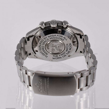 montre-watches-vintage-omega-speedmaster-apollo-xiv-14-limited-nasa-edition-occasion-collection-aix-mostra-store-paris-lyon