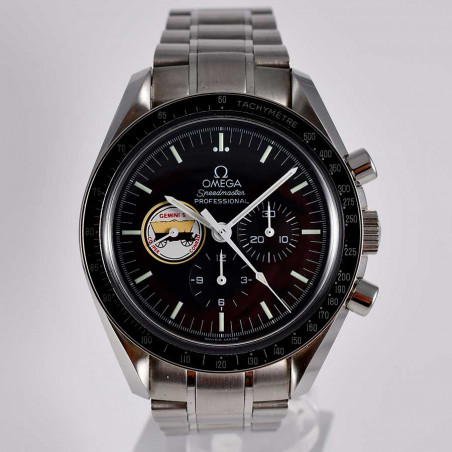 montre-omega-speedmaster-vintage-gemini-5-nasa-limited-1997-occasion-serie-collection-france-paris-lyon-marseille-aix