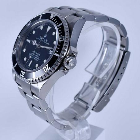 reloj-rolex-sea-dweller-16600-tienda-2005-calibre-3135-mostra-store-vintage-francia-aix-compra