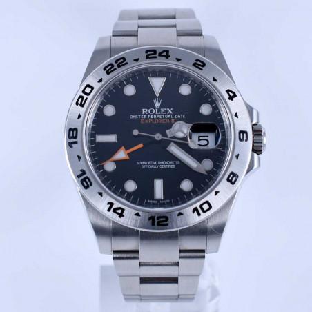 montre-rolex-explorer-2-216570-collection-moderne-calibre-3187-boutique-vintage-new-freccione-mostra-store-aix