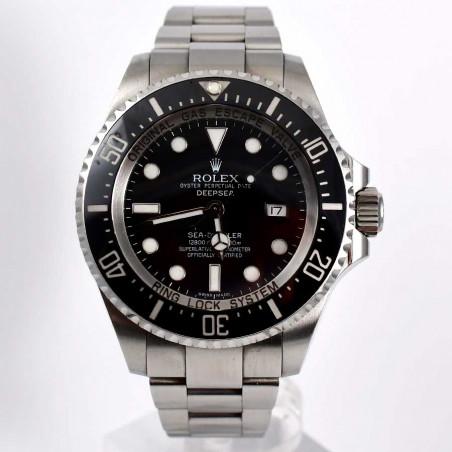 montre-rolex-sea-dweller-deepsea-11660-collection-moderne-calibre-3235-boutique-vintage-mostra-store-france-aix-plongeur