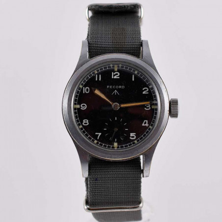 montre-militaire-vintage-record-dirty-dozen-military-watch-occasion-royal-army-france-aix-provence