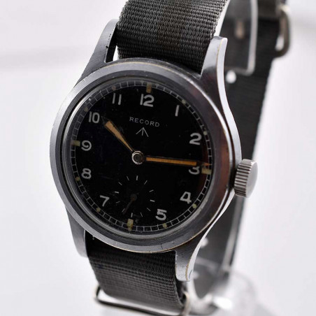 montre-militaire-vintage-record-dirty-dozen-military-watch-occasion-royal-army-france-aix-collection