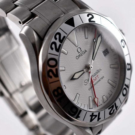 montre-omega-seamaster-gmt-vintage-yatching-nautique-sports-occasion-collection-homme-femme-mostra-store-aix-provence