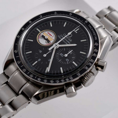 orologio-omega-vintage-limited-series-nasa-speedmaster-gemini-1997-1861-luminova-dial-mostra-store-aix-france