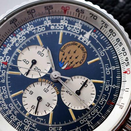 montre-breitling-pilote-militaire-navitimer-patrouille-france-cadran-vintage-occasion-mostra-store-marseille-aix-