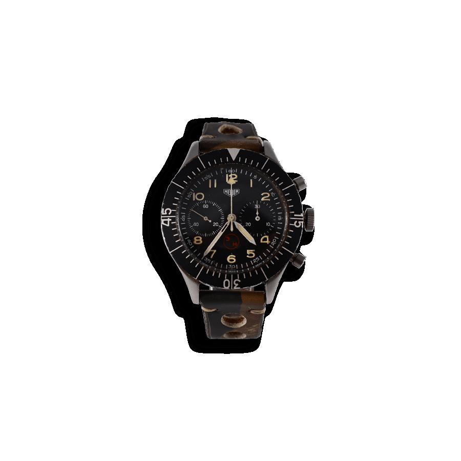 heuer-military-watch-1550-sg-3h-pilot-flyback-bundestluftwaffe-watch-vintage-shop-aix-provence-uhren-mostra-store-france