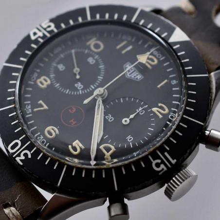 heuer-military-1550-sg-3h-pilot-flyback-bundestluftwaffe-watch-vintage-shop-aix-provence-dial-mostra-store-france