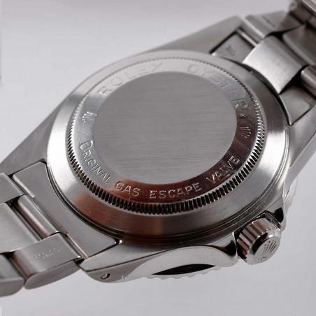 reparation-rolex-sea-dweller-triple-six-16660-mk1-1983-boutique-montre-collection-vintage-mostra-store-aix-provence-france