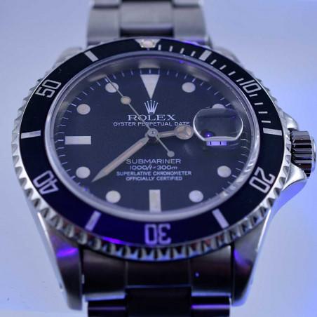 montre-rolex-submariner-collection-occasion-vintage-16800-montres-calibre-3035-boutique-mostra-store-aix-provence-expertise
