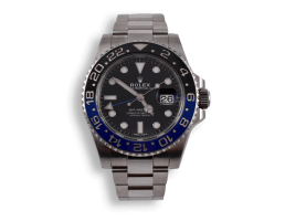 montre-rolex-gmt-master-ii-batman-116610-collection-moderne-luxe-boutique-montres-rares-mostra-store-aix-en-provence-france