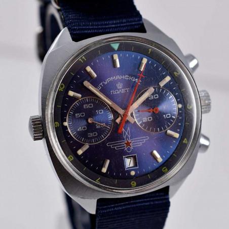 cadran-montre-pilote-sturmanskie-aviation-collection-militaire-soviet-air-force-1985-boutique-mostra-store-aix-en-provence