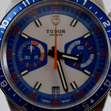 cadran-tudor-chronographe-heritage-racing-pilote-course-m70330b-collection-occasion-mostra-store-aix-en-provence