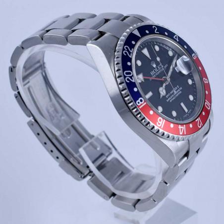 achat-vente-montre-de-collection-rolex-gmt-master-2-pepsi-vintage-occasion-2005-16710-mostra-store-aix-en-provence-france