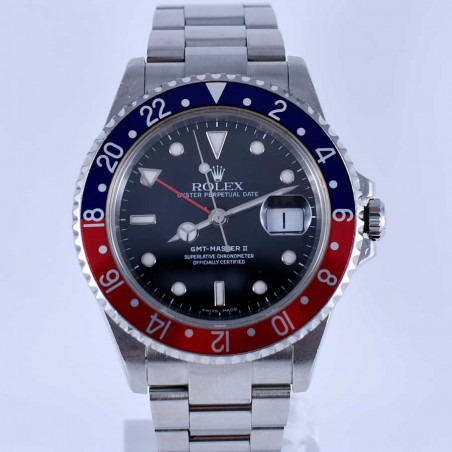 montre-de-collection-rolex-gmt-master-2-pepsi-vintage-occasion-2005-16710-mostra-store-aix-en-provence-france