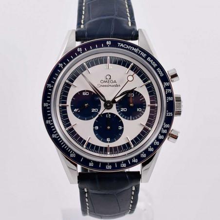 montre-de-collection-omega-speedmaster-edition-panda-blue-fashion-newman-vintage-style-mostra-store-aix-en-provence
