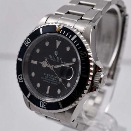 achat-vente-montre-rolex-submariner-16610-calibre-3135-fullset-collection-mostra-store-boutique-aix-en-provence