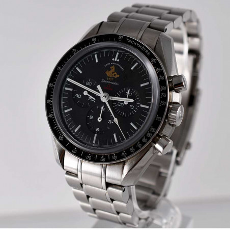montre-vintage-omega-speedmaster-50-years-anniversary-collection-homme-aviation-pilote-mostra-store-aix-en-provence