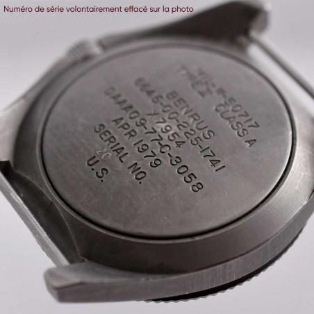 marquages-dos-montre-benrus-type-2-class-a-collection-militaire-plongee-circa-1979-mostra-store-boutique-aix-en-provence