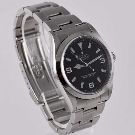 rolex-explorer-ref-14270-caliber-3000-circa-1991-vintage-watches-shop-mostra-store-aix-en-provence-france