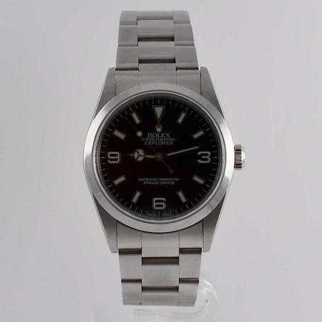 rolex-explorer-luminova-3-6-9-ref-14270-montre-vintage-occasion-collection-homme-femme-mostra-store-aix-en-provence