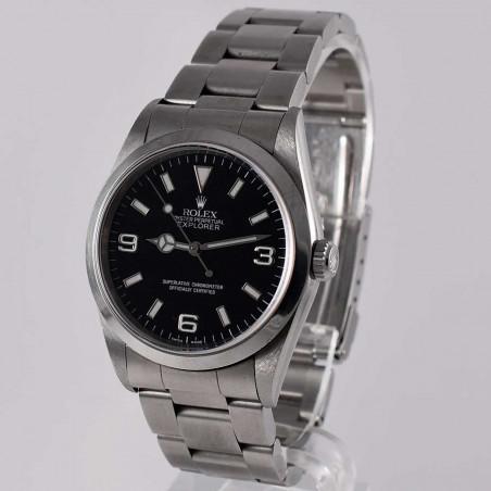 rolex-explorer-ref-14270-montre-vintage-occasion-collection-calibre-3000-boutique-mostra-store-aix-en-provence