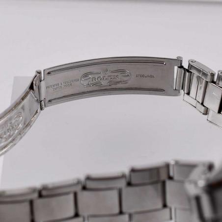 detail-bracelet-boucle-dos-boitier-rolex-precision-de-1962-collection-montre-sixties-boutique-mostra-store-aix-en-provence