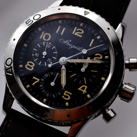 chronographe-breguet-aeronavale-type-20-flyback-montre-pilote-vintage-collection-militaire-aviation-boutique-mostra-store-aix
