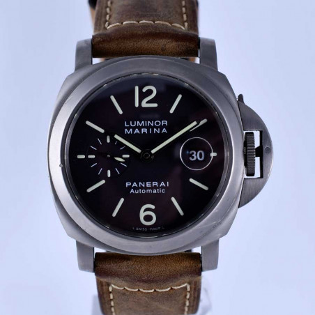 montre-panerai-luminor-marina-automatic-date-titane-occasion-fullset-2014-collection-plongee-mostra-store-aix-en-provence