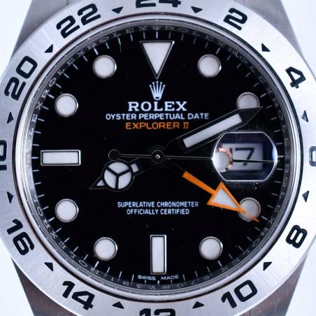 cadran-new-freccione-rolex-explorer-2-216570-occasion-papiers-boutique-montres-vintage-mostra-store-aix-en-provence