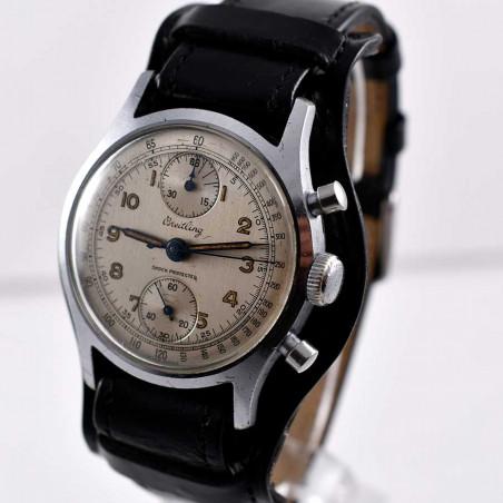 military-watch-breitling-calibre-venus-170-pilot-chronograph-usnavy-1943-vintage-watches-shop-mostra-store-aix-en-provence