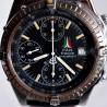 cadran-montre-breitling-chronomat-frecce-tricolori-pilote-militaire-vintage-1985-occasion-collection-aviation-mostra-store-aix